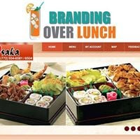 Branding Over Lunch Networking - Open First reserved and paid