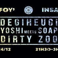 Degiheugi  Dirty Zoo  Yoshi Meets Soap [BEBOP]