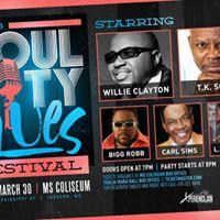 Soul City Blues Fest