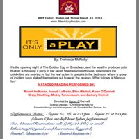 ITS ONLY A PLAY by Terrence McNally