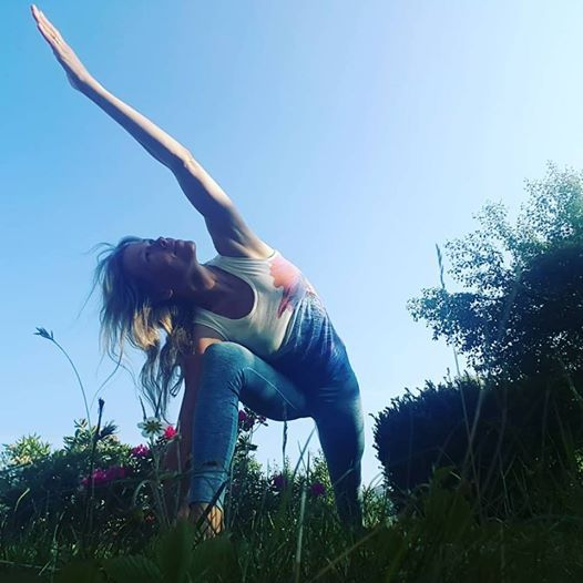 Yoga for holdningsmuskulatur. Fullt.