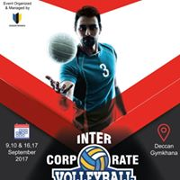 Corporate Volleyball Tournament