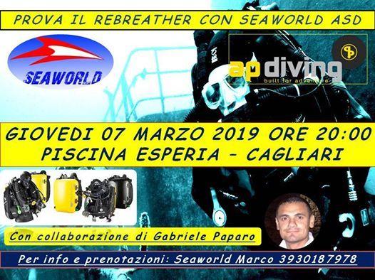 Prova il Rebreather con Seaworld