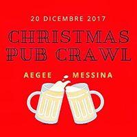 Christmas Pub Crawl