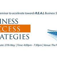 Free Seminar  Business Success Strategies