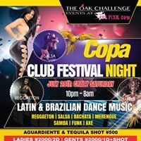 Copa club festival night()