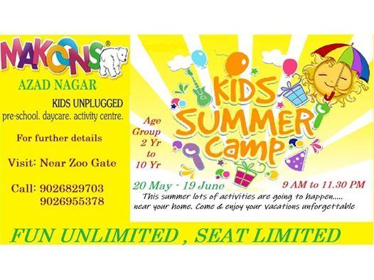 Kids Summer Camp