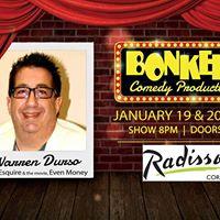 Warren Durso at Bonkerz Comedy Club - Corning