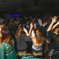 This Saturday at L8 - Soho - The Best Greek Night in London
