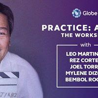 Practice Acting The Workshop with Leo Martinez