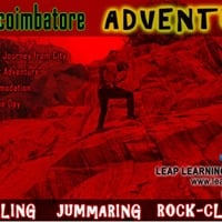 Adventure Activities in Coimbatore - First Time Ever