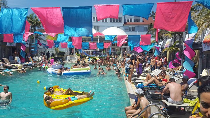 San Diego Summer Day And Night Pool Parties At Hard Rock Hotel San
