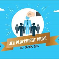 JLU Placement Drive