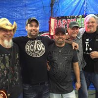 Dusty Rose Band supporting Mark Chesnutt