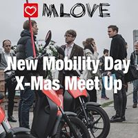 New Mobility Day X-Mas Meet Up