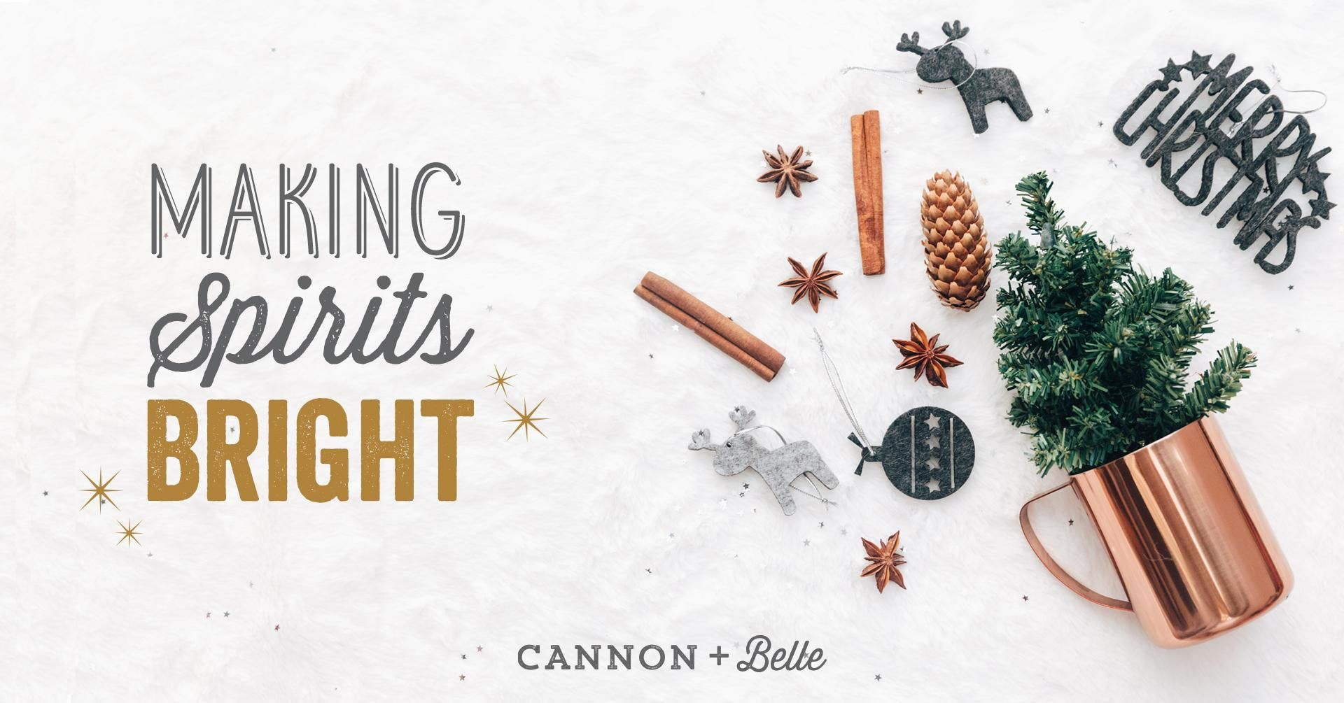 Christmas at Cannon  Belle
