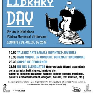 II Library Day
