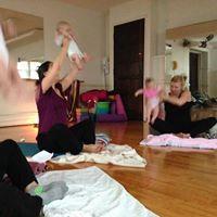 Mommy Baby Yoga Summer registration