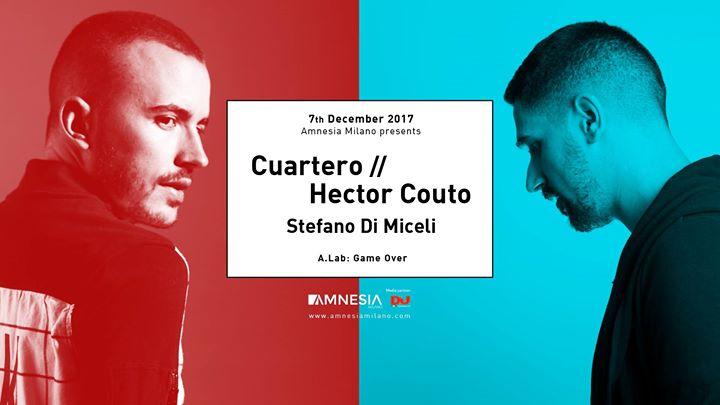 Cuartero  Hector Couto Stefano Di Miceli