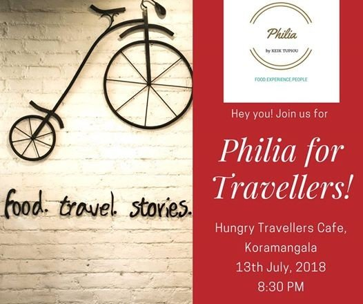 Philia for Travellers