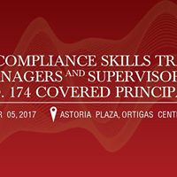 Basic Compliance Skills Training for Managers and Supervisors