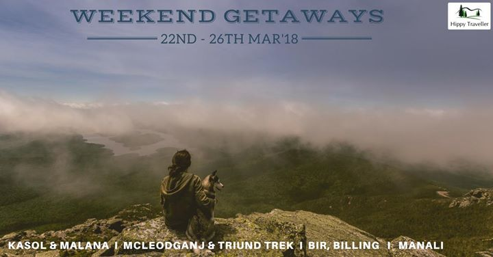 Weekend Getaways Trips