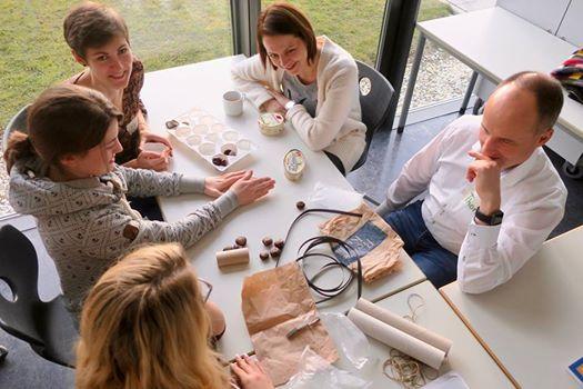 NFTE Fortbildung fr Lehrkrfte aus Bayern