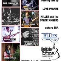 Buffalo Blues Benefit For Veterans Concert
