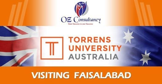 Torrens University Australia visiting Faisalabad