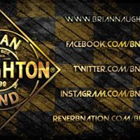 Brian Naughton Band Live Neumanns Bar