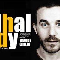 Teatro Coppola  Davide Grillo in &quotStendhal Comedy&quot  Fundays
