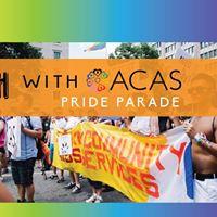 March with ACASPride Parade