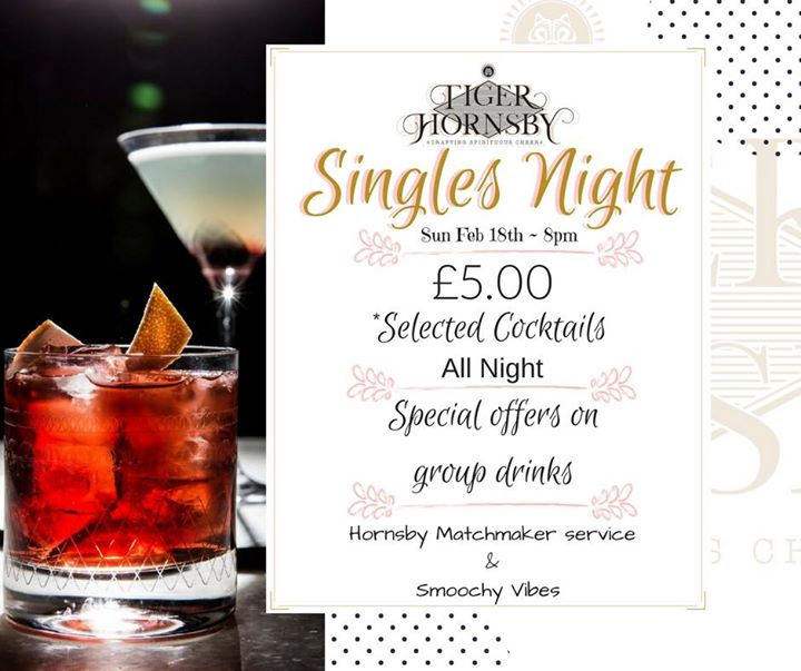 Singles night newcastle