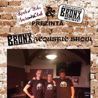 Bronx Acoustic Show in Sibiu