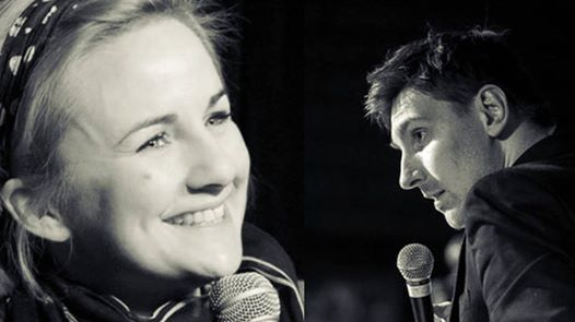 Live Comedy with Laura Lexx and Sean McLoughlin