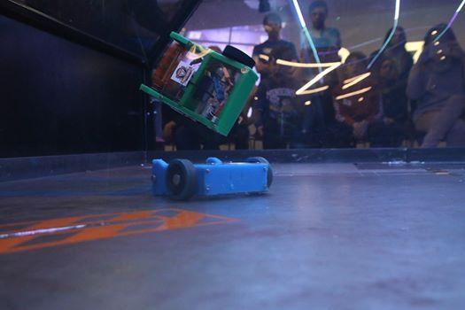 Mini Robot Rumble - August