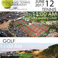 Golf &amp Tennis Tournament