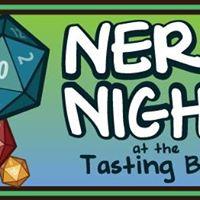 Eastgate - Nerd Night at the Tasting Bar
