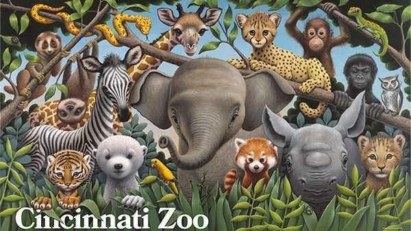 First Annual ASHRAE Spring Celebration at the Cincinnati Zoo