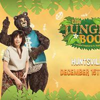 The Jungle Book will be in Huntsville