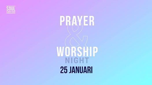 Soul Prayer and Worship Night