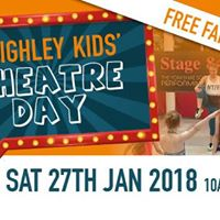 Keighley Kids Theatre Day