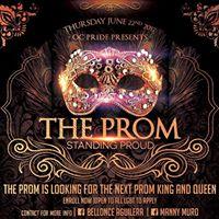 The PROM Standing Proud - OC Pride Week