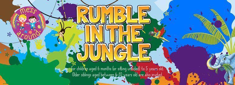 Rumble in the jungle - Erdington