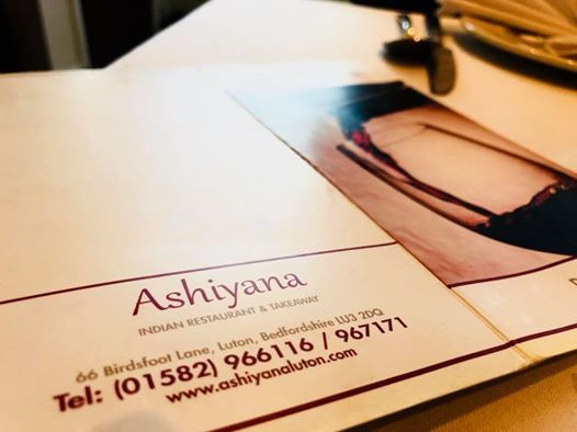 Ashiyana Indian Luton