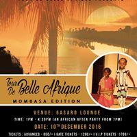 Tour De Belle AfriqueMombasa Edition