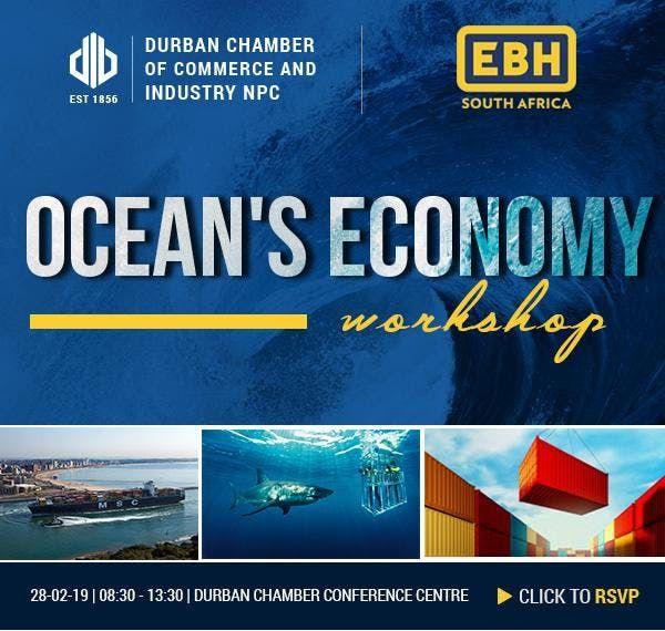 Oceans Economy Workshop - 28 February 2019