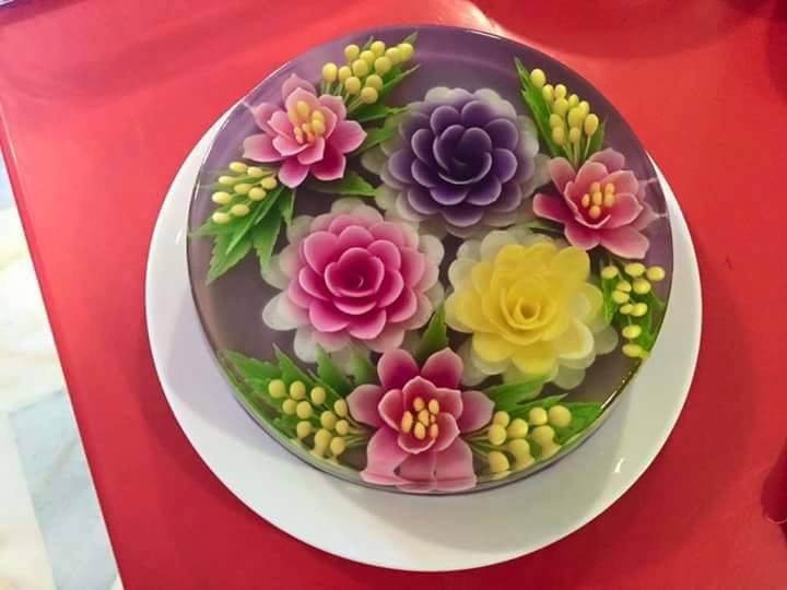 D Agar Agar Cake Recipe