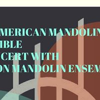 Concert of contemporary music for mandolin and guitar
