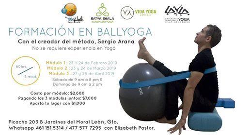 Formación Ball Yoga At Satya Shala Kundalini Yogacalle